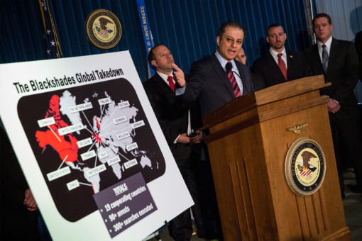 US Prosecutor Announces Major Crackdown On Cybercriminal Malware