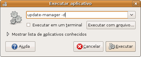 Atualização Ubuntu - Parte 1!