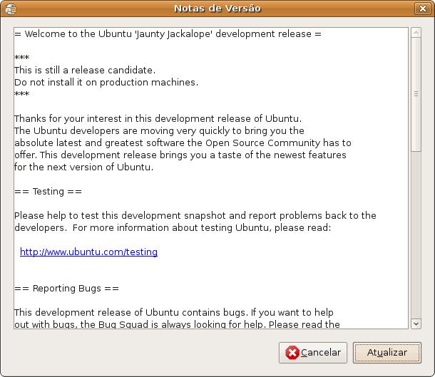 Atualização Ubuntu - Parte 3!