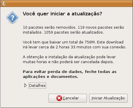 Atualização Ubuntu - Parte 7!