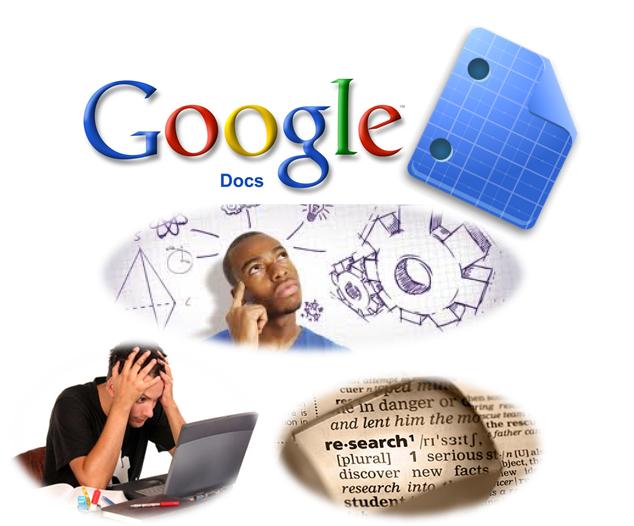 Edição avançada de texto no Google Docs