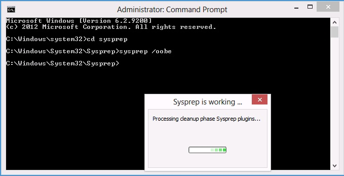 Sysprep do Windows - Aprendendo a usar