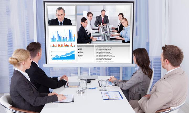 audio-video-conferencing