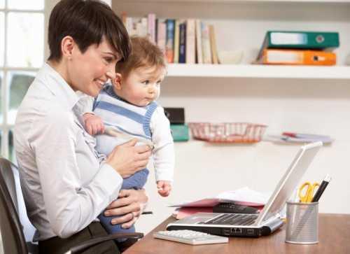 Trabalhar sem abrir mão de estar com os filhos