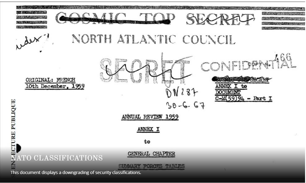 NATO-Classification-downgrade